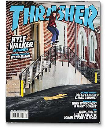 Thrasher August 2016 Magazine