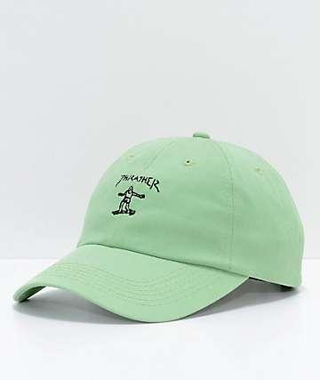 Thrasher Gonz Mint Old Timer Hat