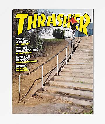 Thrasher Magazine December 2018
