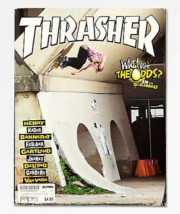 Thrasher Magazine February 2019