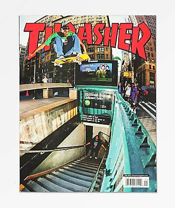 Thrasher Magazine January 2019