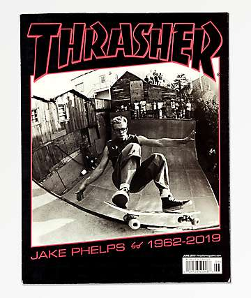 Thrasher Magazine June 2019
