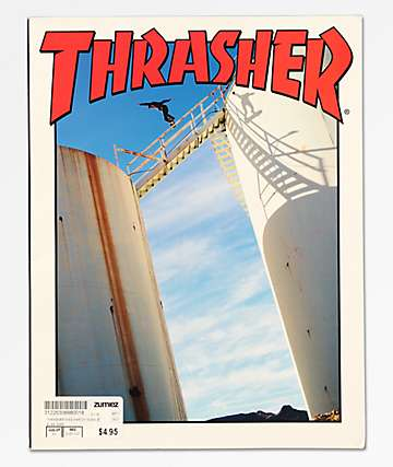 Thrasher Magazine March 2019