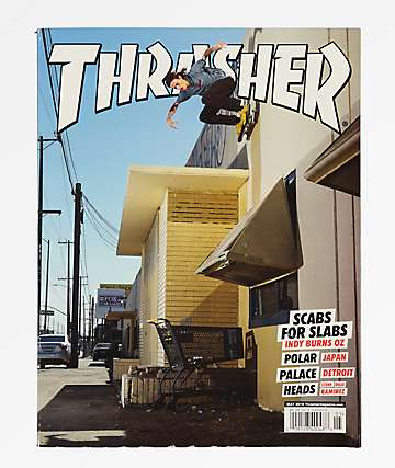 Thrasher Magazine May 2019