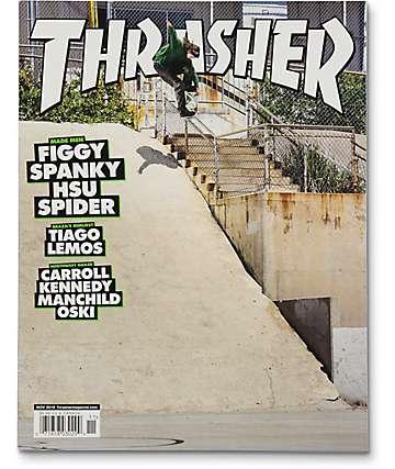 Thrasher Magazine November 2016