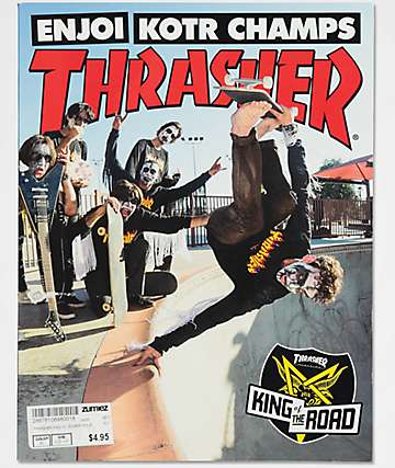 Thrasher Magazine November 2017 Issue