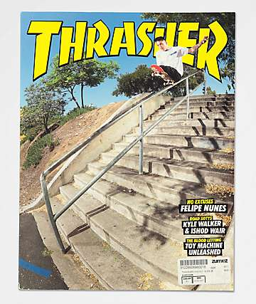 Thrasher Magazine November 2019