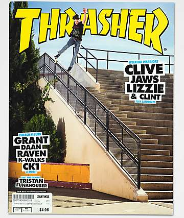 Thrasher Magazine September 2017