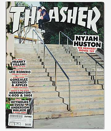 Thrasher Magazine de marzo 2018