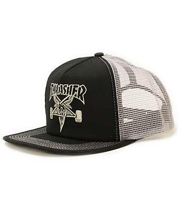 Thrasher Skate Goat Trucker Hat