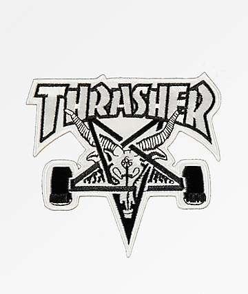 Thrasher Skate Goat parche