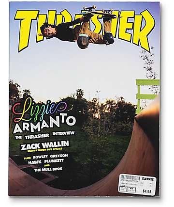 Thrasher revista Mayo 2017