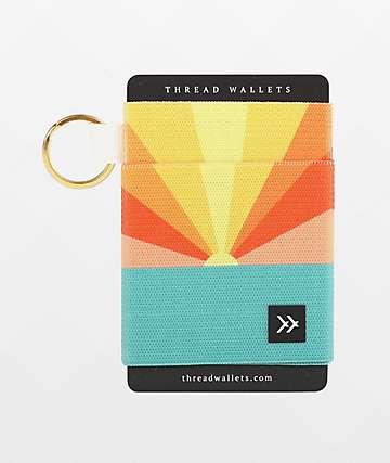 Thread Ray Key Ring Wallet
