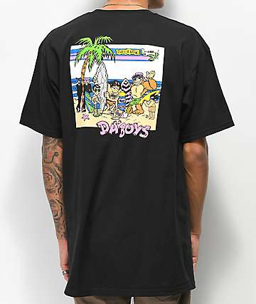Thrilla Krew Da Boys Black T-Shirt