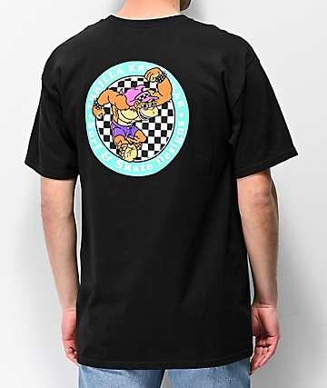 Thrilla Krew Thrilla Jerks Black T-Shirt