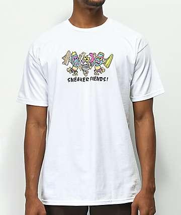 Thrilla Krew Warreezy camiseta blanca