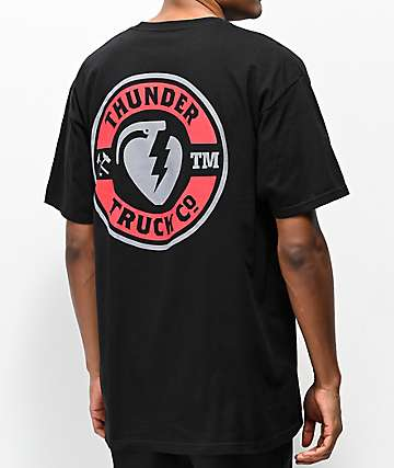 Thunder Mainline Black T-Shirt