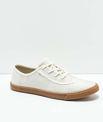 Toms Carmel Birch & Gum Shoes