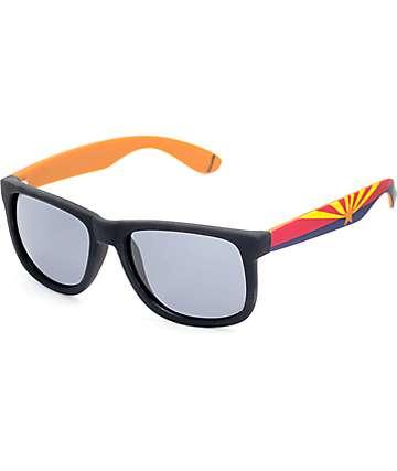 Townie AZ State Flag gafas de sol negras