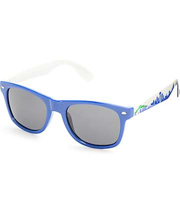 Townie Seattle Throwback 12s gafas de sol en blanco