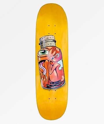 "Toy Machine Axel Crusher Sect Jar 8.5"" Skateboard Deck"
