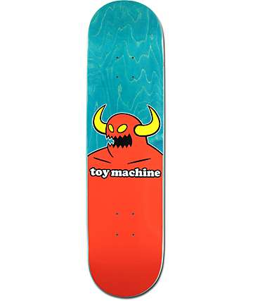 "Toy Machine Monster 8.12"" Skateboard Deck"
