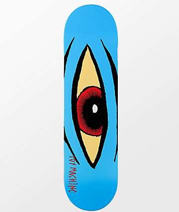 "Toy Machine Sect Eye 8.25""  Skateboard Deck"