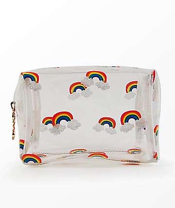Transparent Rainbow Case