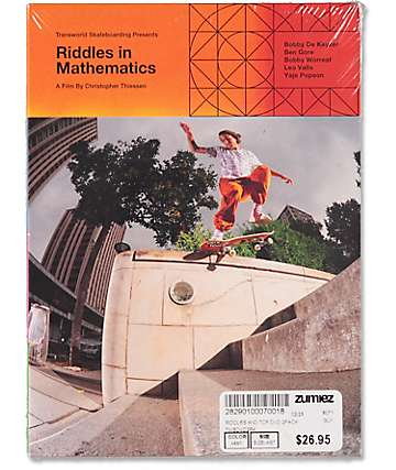 Transworld Riddles and TCP DVD 2 Pack