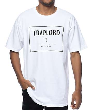 Traplord Box camiseta blanca