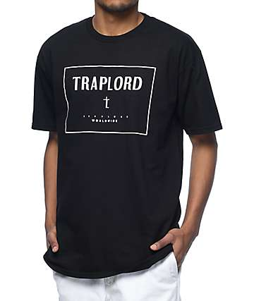 Traplord Box camiseta negra