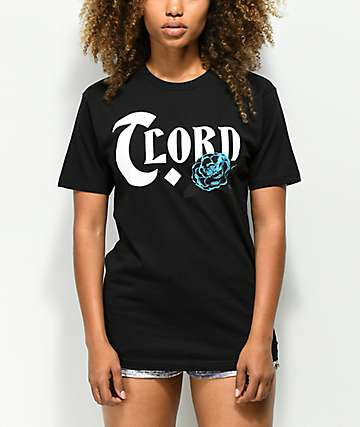 Traplord T-Lord Black & White T-Shirt