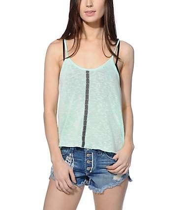 Trillium camiseta sin mangas cinta tribal hacci