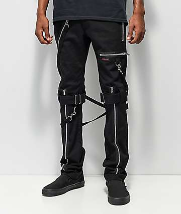 Tripp NYC pantalones ajustados en negro