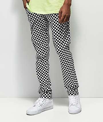 Tripp NYC pantalones de cuadros