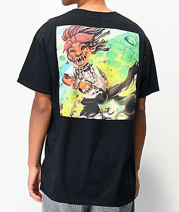 Trippie Redd Love Letter Black T-Shirt