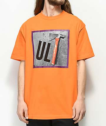 ULT Axe Orange T-Shirt