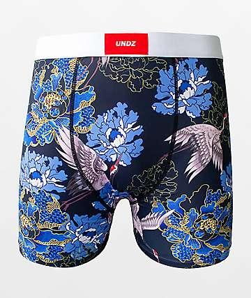 UNDZ Blue Orient Boxer Briefs