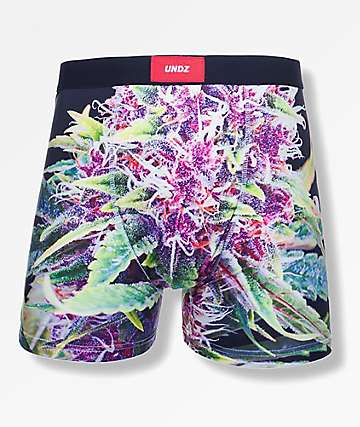 UNDZ Purple Kush Boxer Briefs