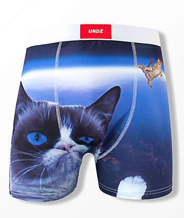 UNDZ Space Blue Boxer Briefs