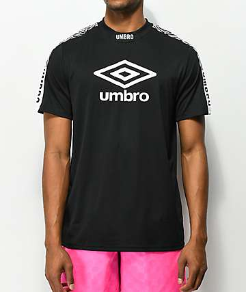 Umbro Trainer Black Jersey