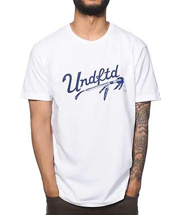 Undefeated Native camiseta