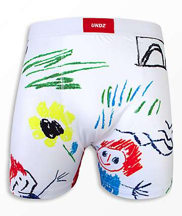 Undz Luv You Dad Boxer Briefs