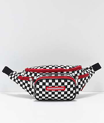 Unionbay Checkered Fanny Pack
