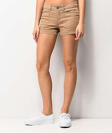 Unionbay Delaney Khaki Shorts