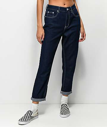 Unionbay Julianne jeans azules estilo mom
