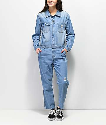 Unionbay Murray Light Denim Coverall