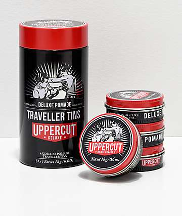 Uppercut Deluxe Pomade Travel Tin