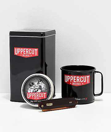 Uppercut Mug, Comb & Tin Kit