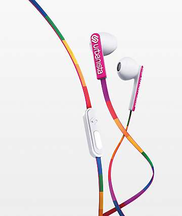 Urbanista San Francisco Lucky Rainbow Headphones